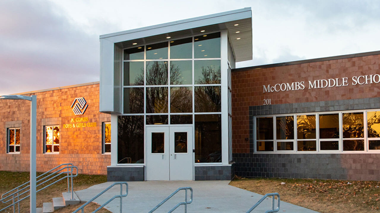 McCombs Middle School
