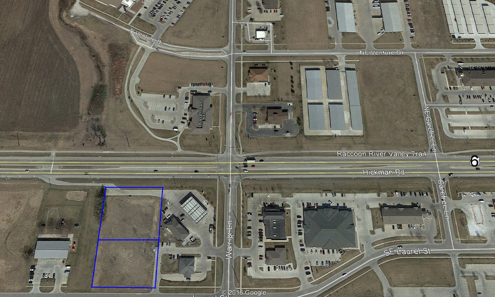 Waukee Commercial Lots for Sale