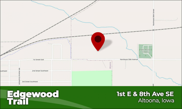 Edgewood Trail - Altoona, Iowa - Coming in 2020!