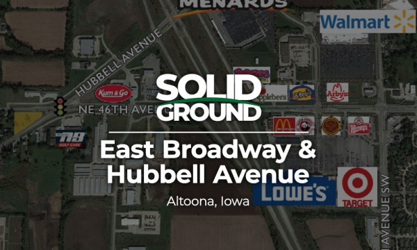 East Broadway & Hubbell Avenue - Altoona, Iowa